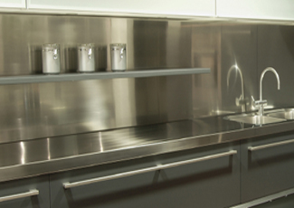 Stainless Steel Countertops - Norton, OH
