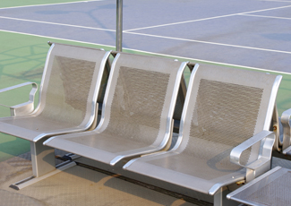 Stainless Steel Benches - Akron, OH